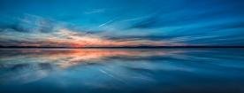 Pastel Panorama - Jordan Lake, NC © jj raia